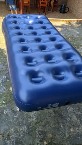 Colchão inflável Solteiro - Foto 2