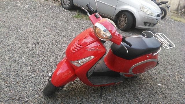 Moto retrô EX shineray - Foto 7