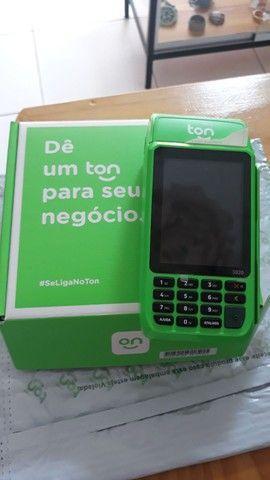 Máquina de Cartão de crédito R$12,00 Goiânia  - Foto 4