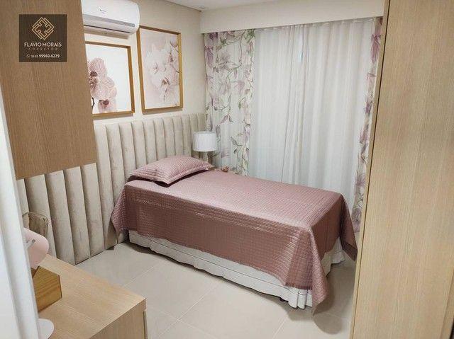 Apartamento  119 metros com 3 quartos em Papicu - Fortaleza - CE - Foto 11