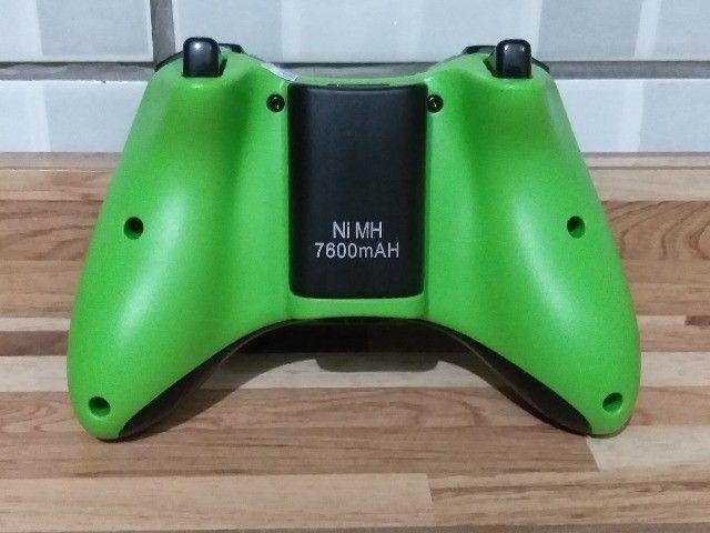 Controle sem fio Xbox 360 Microsoft - Foto 5