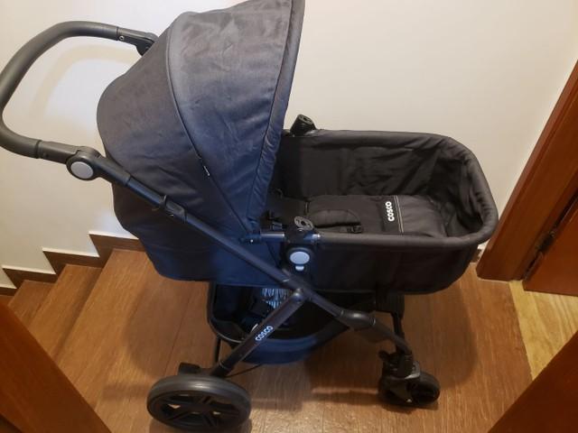 Carrinho para bebê Travel System Duo Poppy Cosco - Foto 2