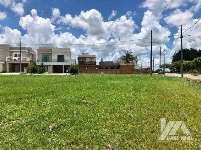 Terreno à venda, 436 m² por R$ 348.000,00 - Jardim Carvalho - Ponta Grossa/PR - Foto 2