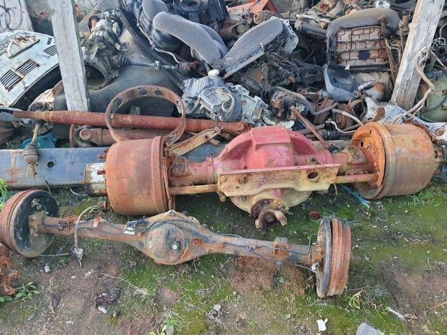Vendas de peças de caminhão e venda de caminhão  - Foto 4