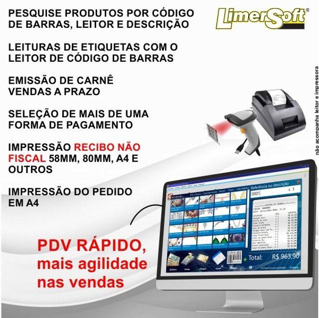Sistema PDV Completo Premium , Gerenciamento De Estoque, Vendas, Clientes, Compras, Pdv - Foto 2