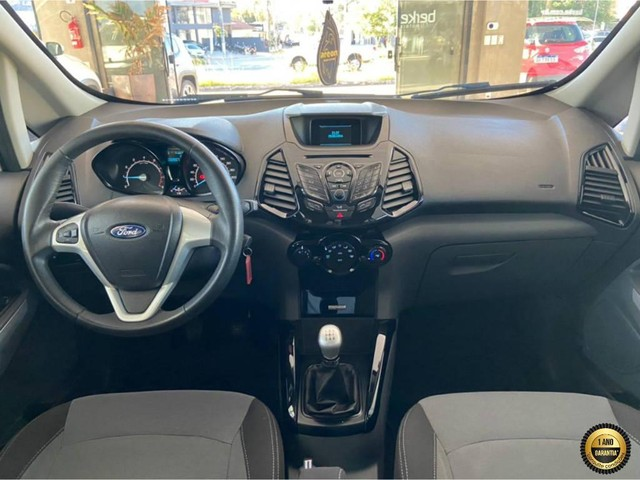 Ford EcoSport FREESTYLE 1.6 16V Flex 5p - Foto 9