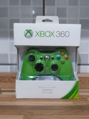 Controle sem fio Xbox 360 Microsoft - Foto 2