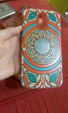 Vendo capinhas Motorola G4 Play - Foto 5