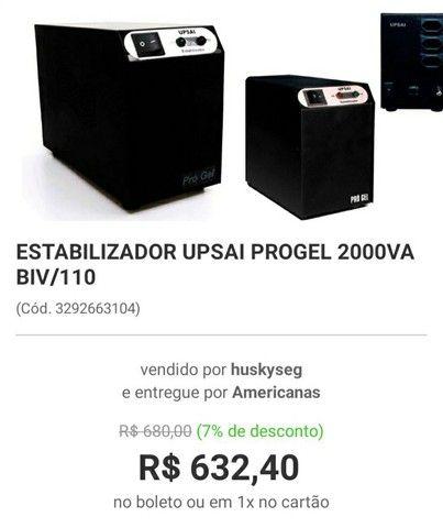 Estabilizador upsai PROGEL 2000Av  - Foto 3