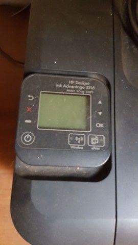 Impressora hp3516 - Foto 2