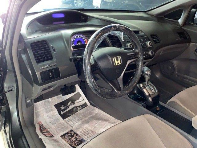 Civic Lxs 2008 automático - Foto 5