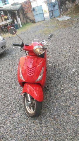 Moto retrô EX shineray - Foto 2