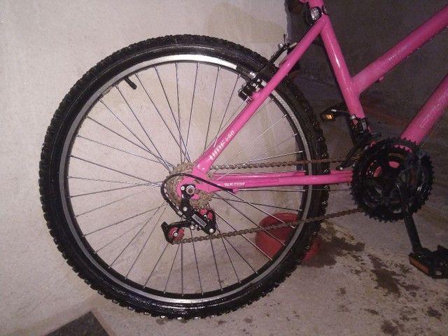 Bike 18 marcas seminova - Foto 3