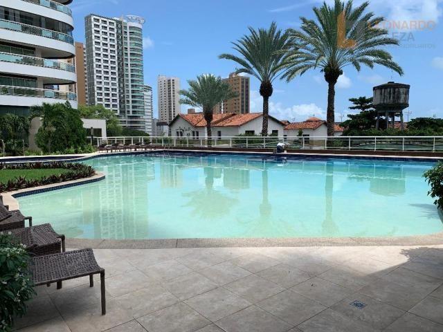 Apartamento com 4 dormitórios à venda, 401 m² por r$ 5.800.000 - meireles - fortaleza/ce - Foto 2