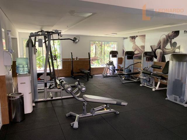 Apartamento com 4 dormitórios à venda, 401 m² por r$ 5.800.000 - meireles - fortaleza/ce - Foto 3