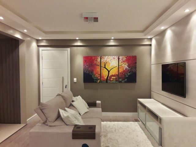 Apartamento mobiliado à venda, 2 dormitórios, Bacacheri - Foto 2