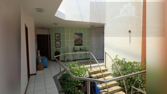Casa em condomínio para venda em salvador, itaigara, 5 dormitórios, 3 suítes, 5 banheiros, - Foto 17