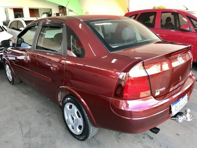 Corsa Sedan Premium 1.4 Flex Completo 2010 - Foto 5