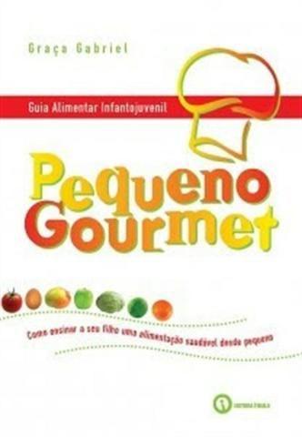 Livro Pequeno Gourmet