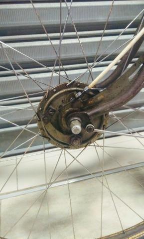 Bicicleta Antiga Hermes 1951 - Foto 6