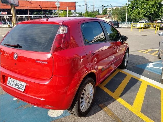 Fiat Punto 1.4 attractive 8v flex 4p manual - Foto 5