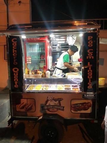 Food truck trailer - Foto 2