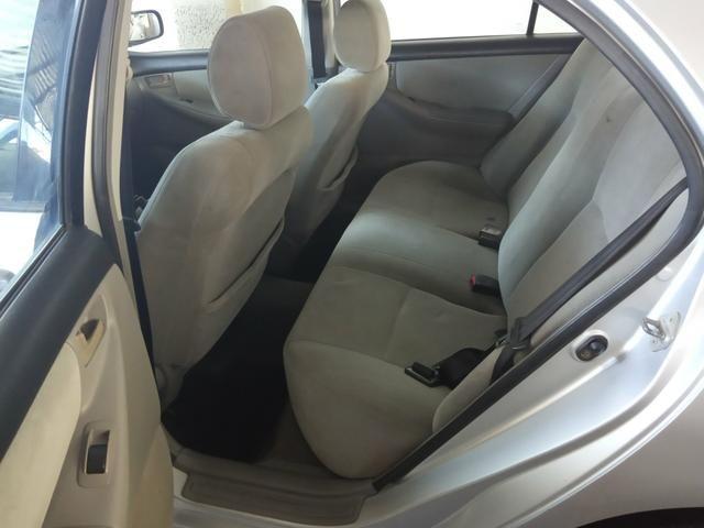 Corolla xli 1.6 automático 2006 - Foto 8