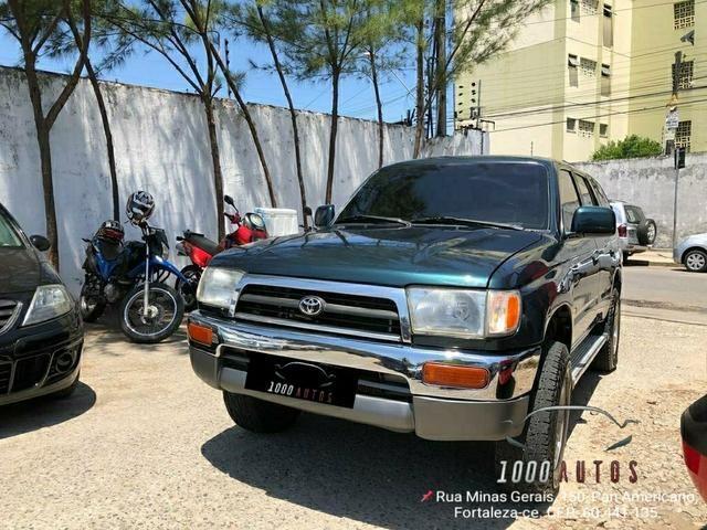 Hilux SW4 1998 7 lugares 3.0 diesel uma verdadeira RARIDADE!!!