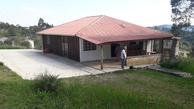 Vendo chácara em bocaiuva do sul ou troco por imóvel em Colombo - Foto 2