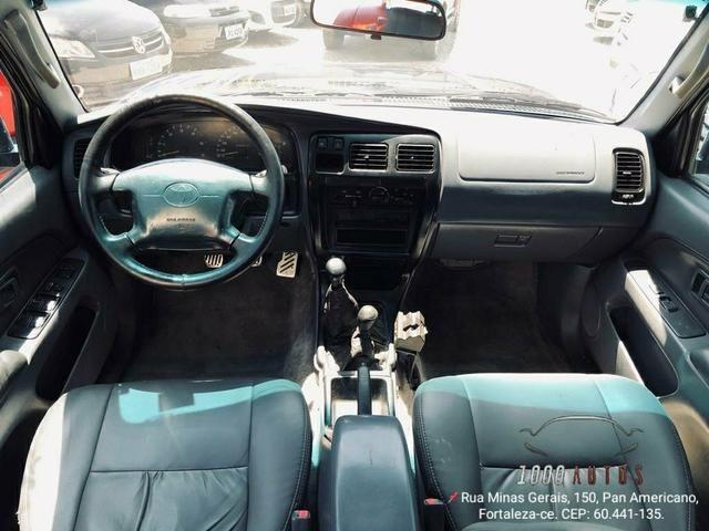 Hilux SW4 1998 7 lugares 3.0 diesel uma verdadeira RARIDADE!!! - Foto 6