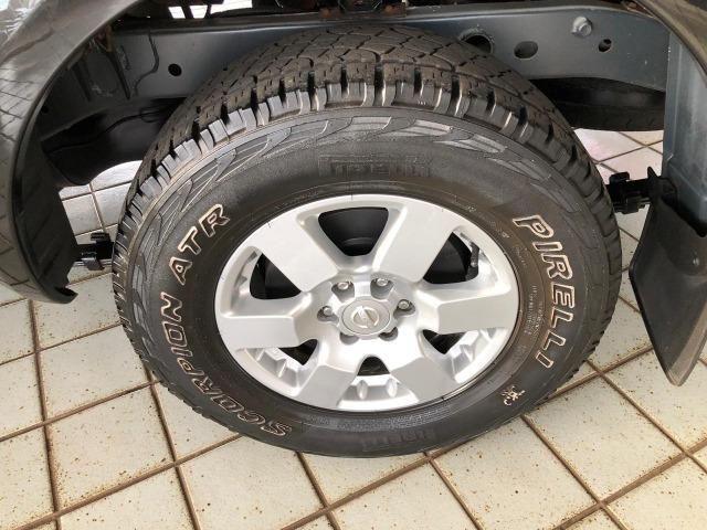 Nissan Frontier S CD_2.5TDI_1DonO_88MKM_ExtrANovA_LacradAOriginaL_Placa A_ - Foto 12
