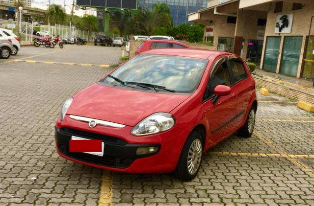 Fiat punto com gnv - Foto 9