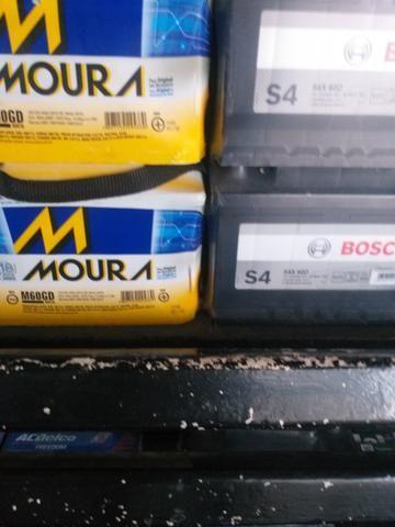 Baterias kombi Cobalt cruze sonic 85- *