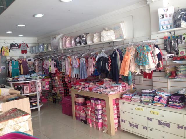 Negócio loja artigo infantil e variedades