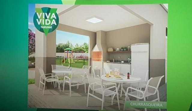 Apartamento Viva Vida Taruma 41m2 2Qtos - 128mil MCMV - Foto 8