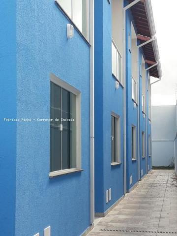 Casa para venda em mogi das cruzes, mogi moderno, 2 dormitórios, 2 suítes, 1 banheiro - Foto 2