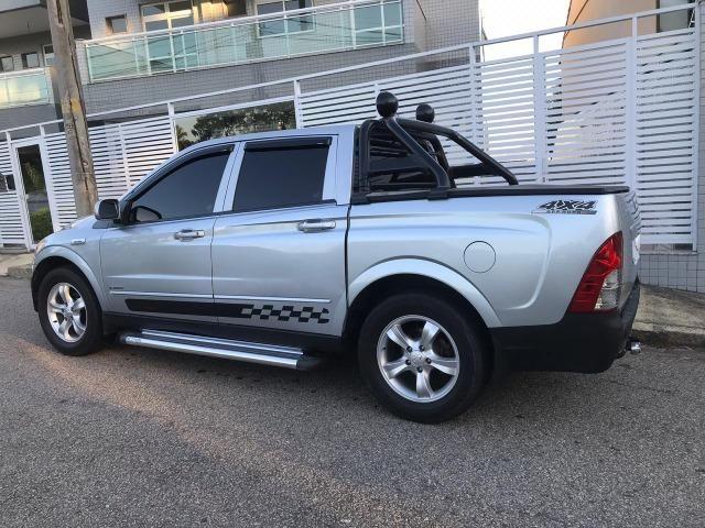 Ssangyong Actyon Diesel 4x4 Automática - Foto 6