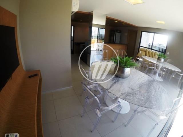 Apartamento com 87 m², 3/4 (sendo 01 suíte e 01 reversível), na Ponta Verde. REF: C4114 - Foto 8
