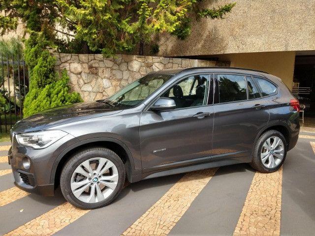 BMW X1 2.0 Sdrive 20i Gp Active Flex 2017 - Foto 3