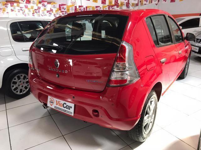 Renault SANDERO Expression Hi-Flex 1.0 16V 5P - Foto 6