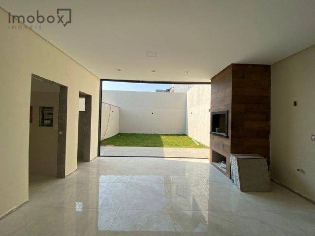 Sobrado NOVO na Vila Yolanda 1 suíte + 2 quartos - Foto 6