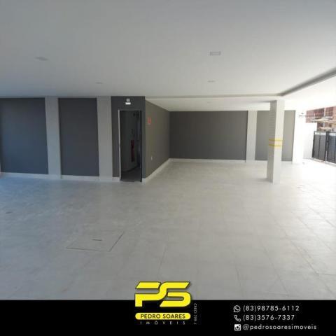 Cobertura com 3 dormitórios à venda, 142 m² por R$ 555.000 - Jardim Cidade Universitária - - Foto 6