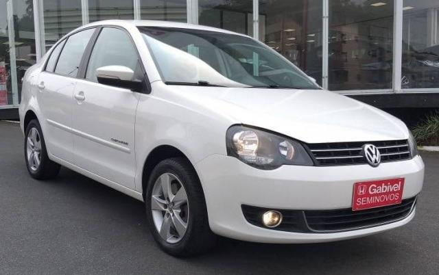 POLO SEDAN 2013/2014 2.0 MI COMFORTLINE 8V FLEX 4P MANUAL - Foto 3