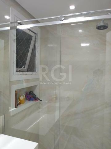 Apartamento à venda com 3 dormitórios em São sebastião, Porto alegre cod:EL56356485 - Foto 13