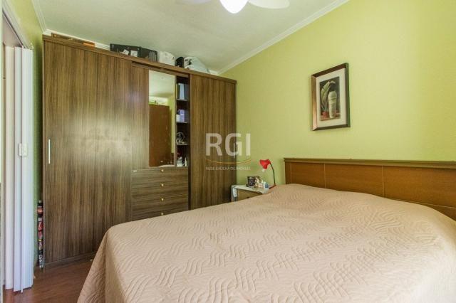 Apartamento à venda com 1 dormitórios em Jardim do salso, Porto alegre cod:EL56353327 - Foto 8