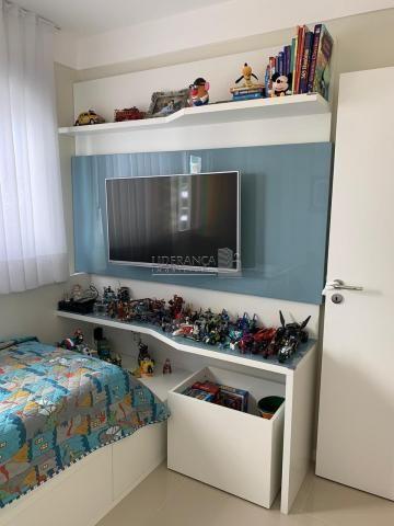 Apartamento à venda com 3 dormitórios em Itacorubi, Florianópolis cod:A3903 - Foto 19