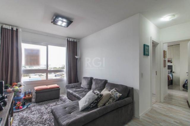 Apartamento à venda com 2 dormitórios em São sebastião, Porto alegre cod:EL56356639 - Foto 4