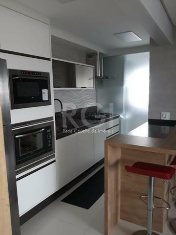 Apartamento à venda com 3 dormitórios em São sebastião, Porto alegre cod:EL56356485 - Foto 5