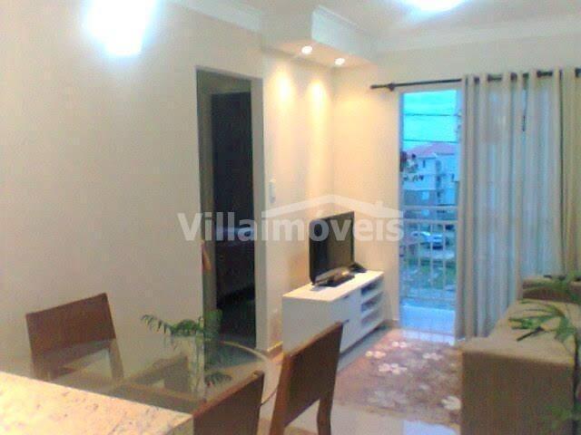 Apartamento à venda com 2 dormitórios em Parque prado, Campinas cod:AP008042 - Foto 2