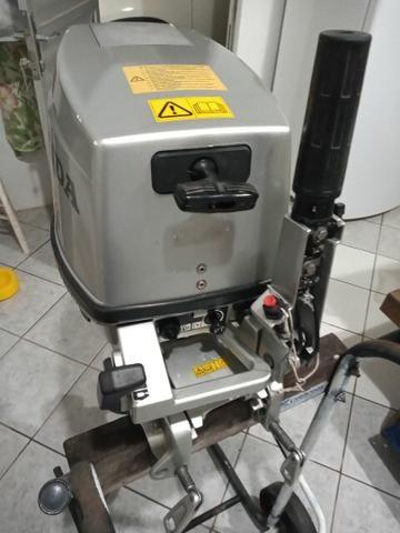 Vendo motor de popa Honda15 - Foto 3